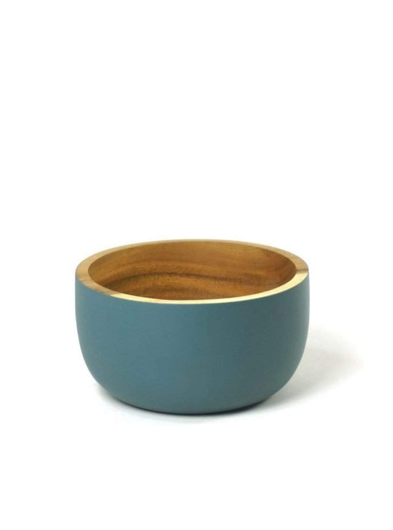 Kinta home Bowl - 16.5cm - rustic airforce blue