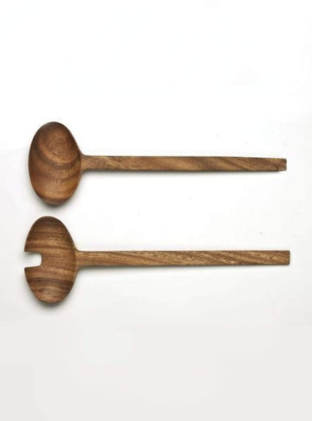 Salad set acacia wood - maiken