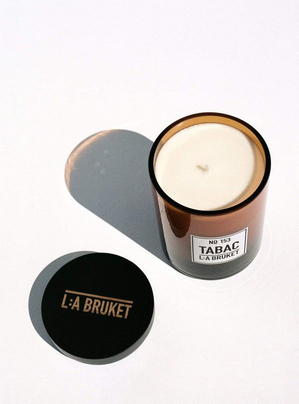 Scented candle - tabac - 260 g