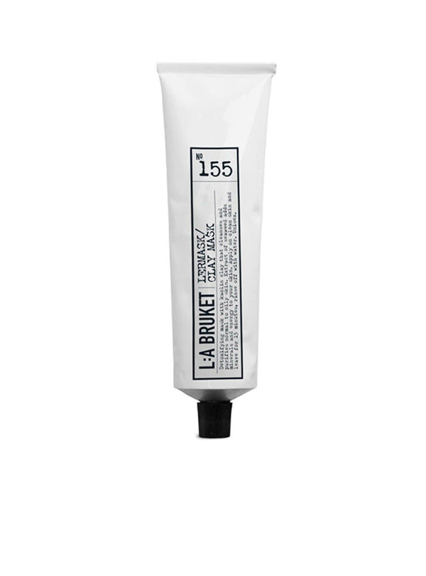L:a Bruket care Clay mask natural - 100 ml