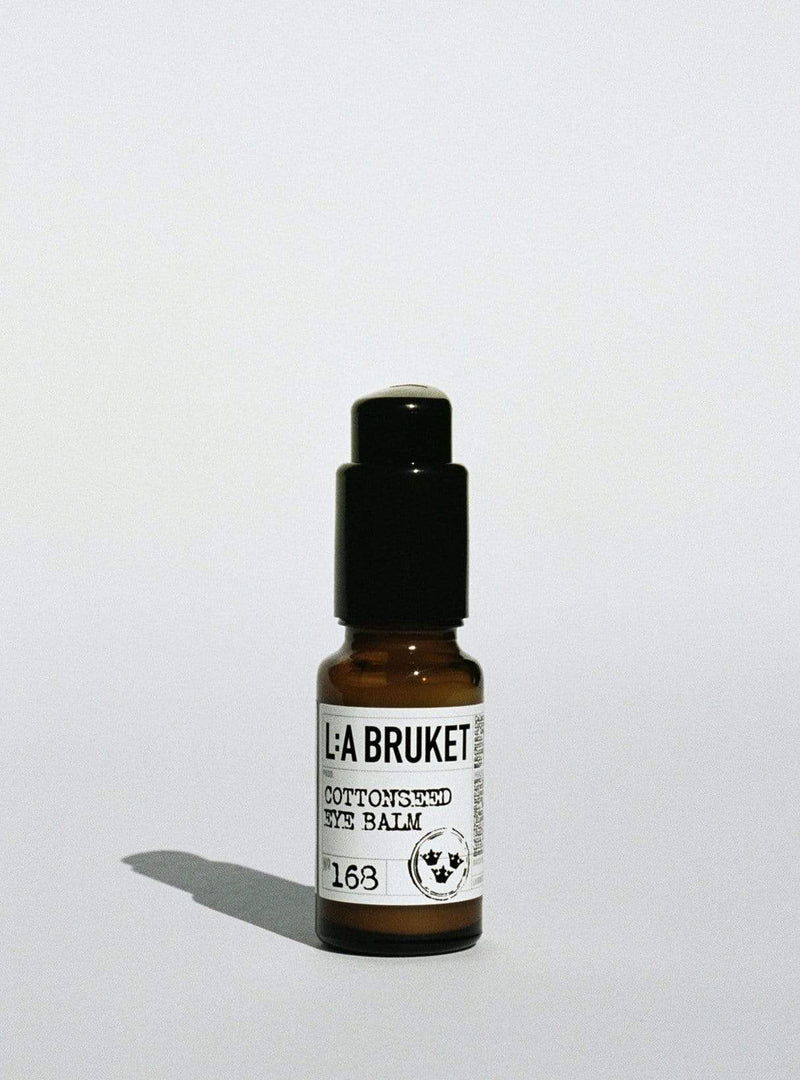 l:a bruket Womens face Cottonseed - eye balm - 15 ml