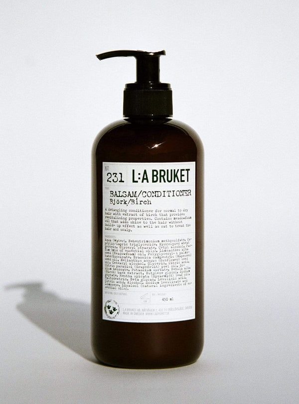 l:a bruket Womens haircare Conditioner - birch - 450 ml
