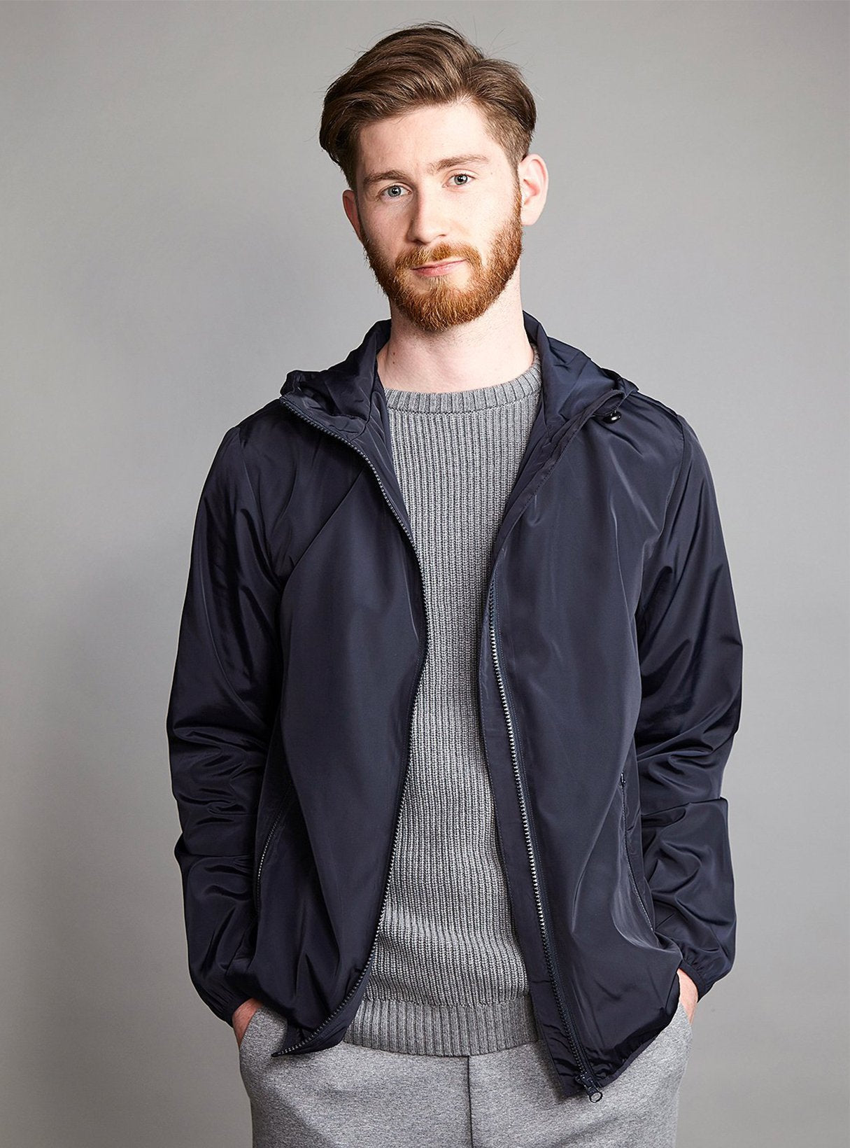 Jacket fairford - navy
