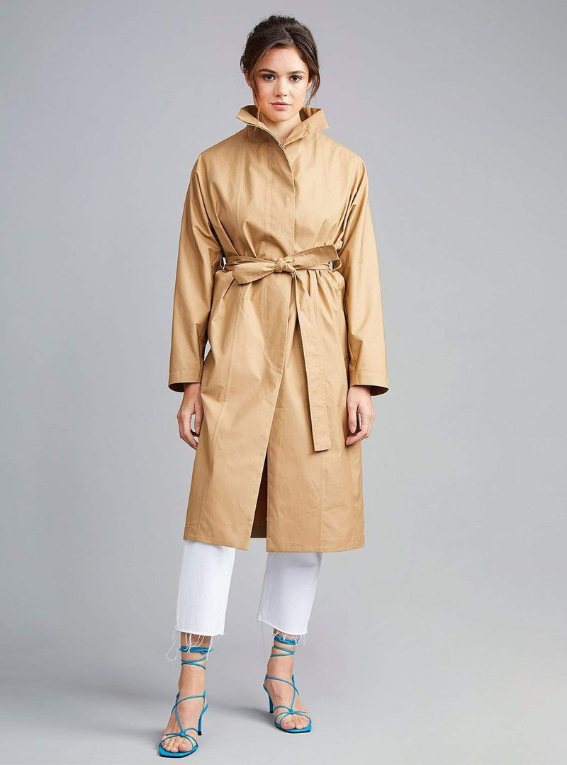 langerchen Womens coats Trawalla - coat  - sahara
