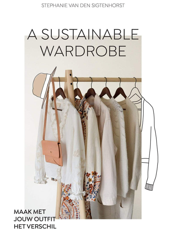 let's talk slow Stationery A sustainable wardrobe - book