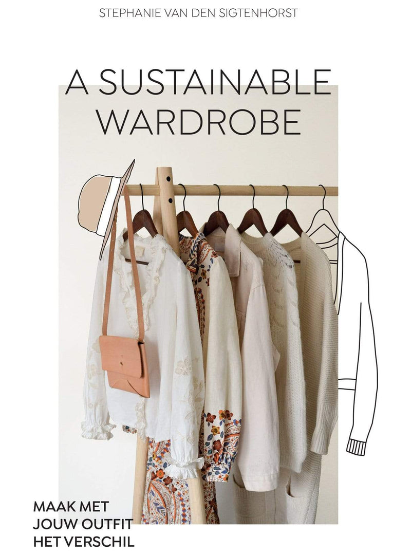 A sustainable wardrobe - book