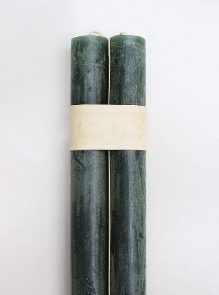 Timber Taper Pair - 31 cm - hunting green