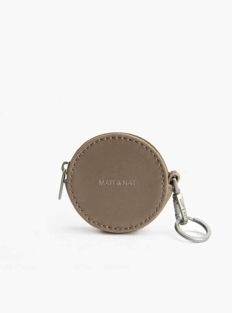Matt & Nat bag Lu - coin wallet - feather