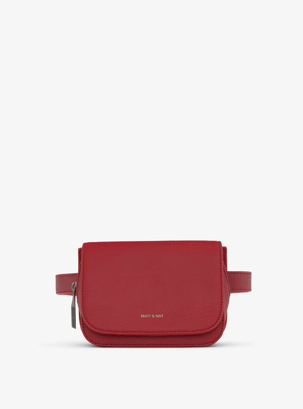 Matt & Nat bag Park dwell - belt bag - red