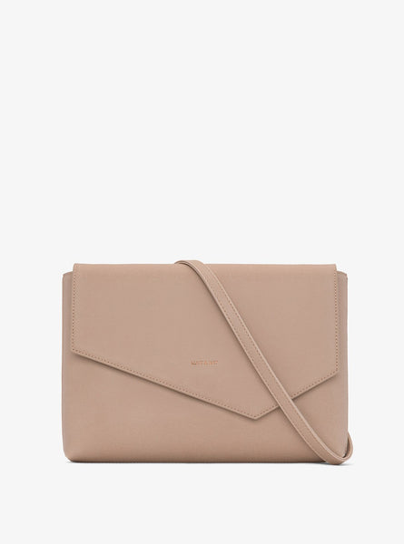Riya vintage - clutch bag - frappe