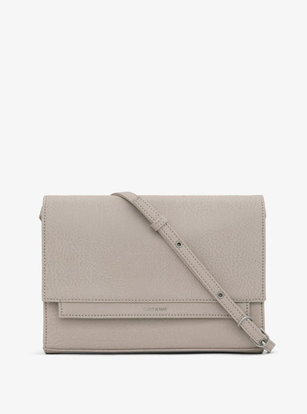 Silvi dwell - crossbody bag - koala matte nickel