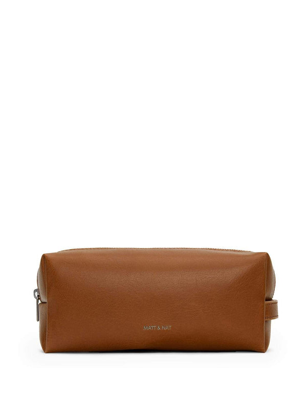 Matt & Nat bags Blair vintage - toiletry case - chili