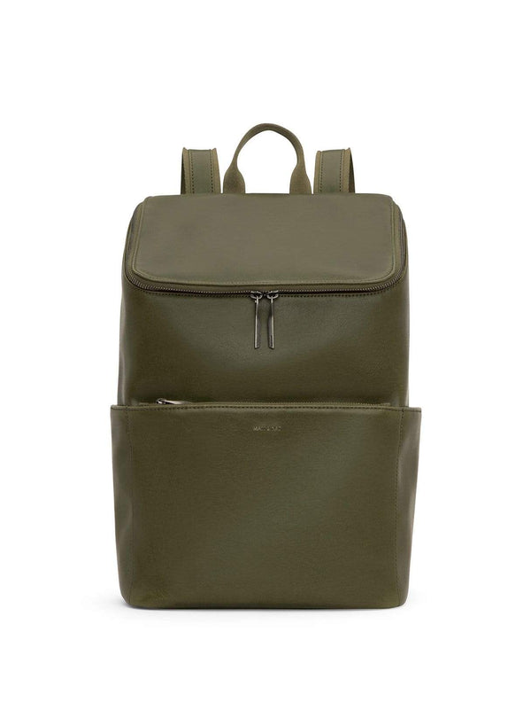 Matt & Nat bags Dean vintage - backpack - olive green
