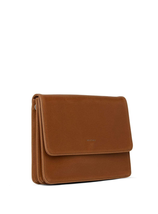 Matt & Nat bags Lysa - crossbody bag - chili matte nickel