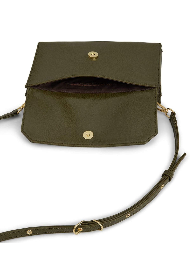 Matt & Nat bags Suky - crossbody bag - leaf