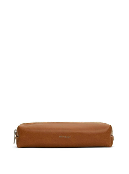 Teckel - pencil case - chili matte nickel