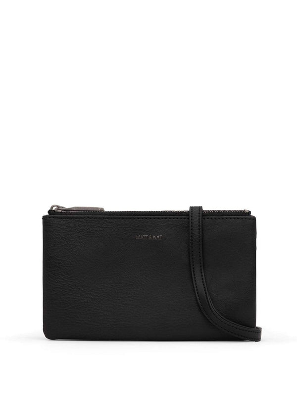 Matt & Nat bags Triplet dwell - crossbody bag - black