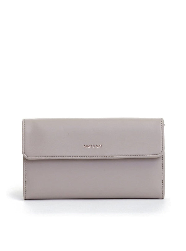 matt & nat Mens bags Verso loom wallet - fog