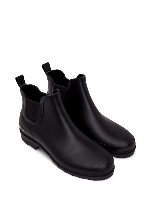 Matt & Nat shoes Lane - rain boot - black