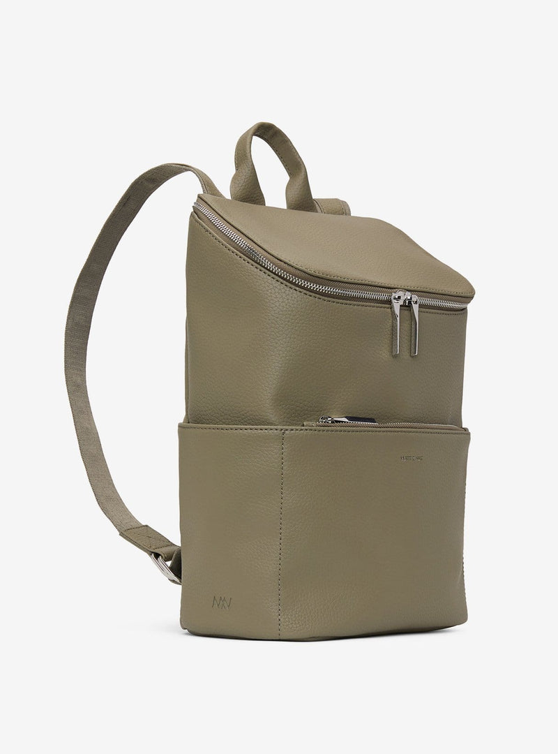 matt & nat Womens bags Brave purity - backpack - mineral