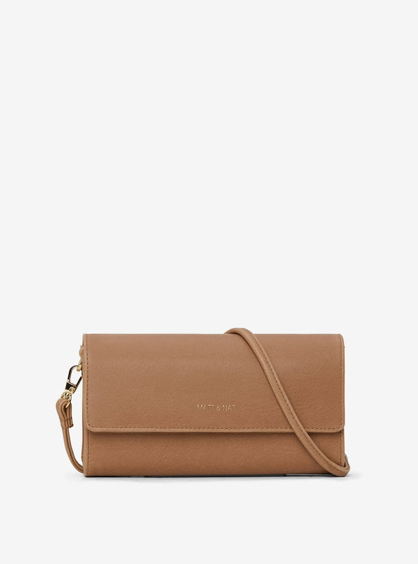 matt & nat Womens bags Drew vintage - crossbody bag - soy - medium