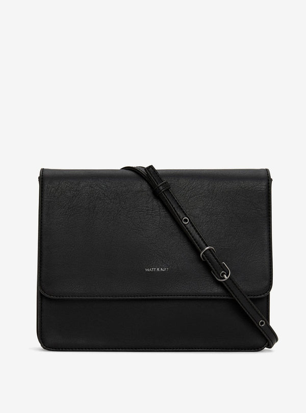 matt & nat Womens bags Lysa vintage - crossbody bag - black