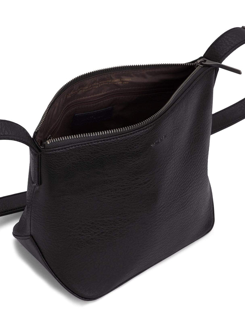 Sam dwell - crossbody bag large - black