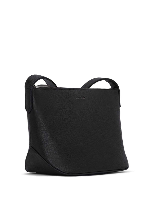 matt & nat Womens bags Sam dwell - crossbody bag large - black