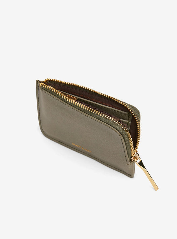 matt & nat Womens bags Seva vintage - wallet - sage - small