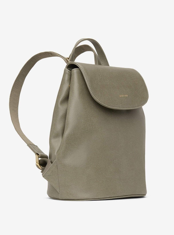matt & nat Womens bags Soho vintage - backpack - sage