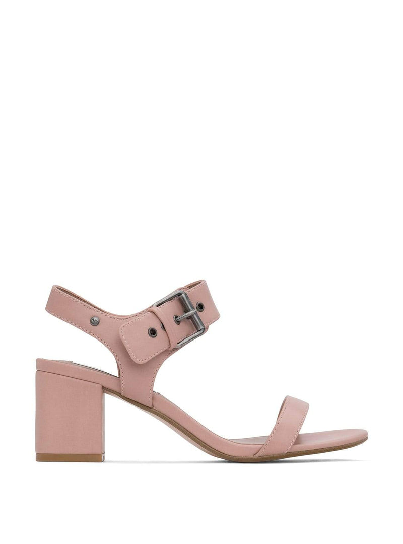 matt & nat Womens shoes Elysa - block heel sandal - lily