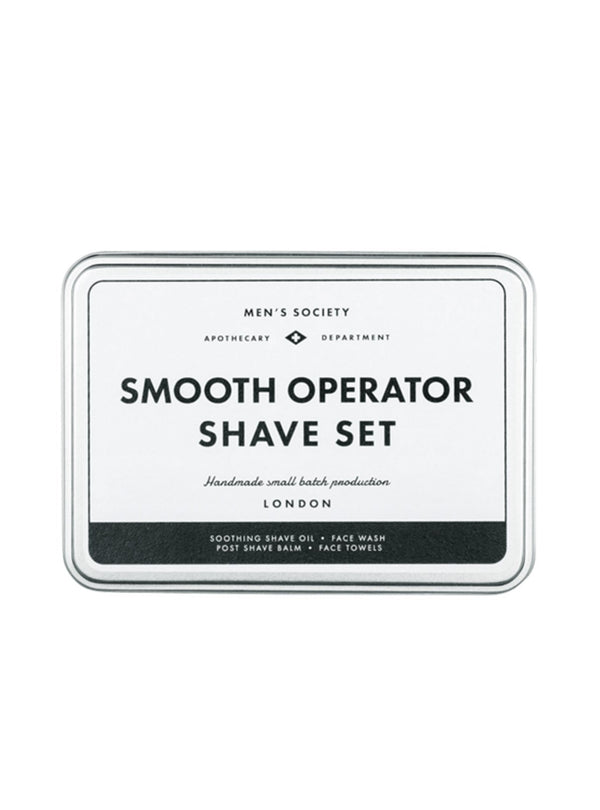 Men's Society care Shave set - smooth operator