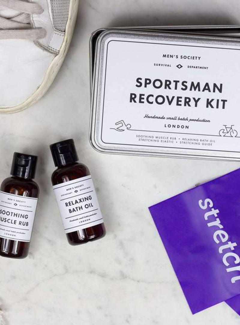Men's Society care Sportsman - recovery kit