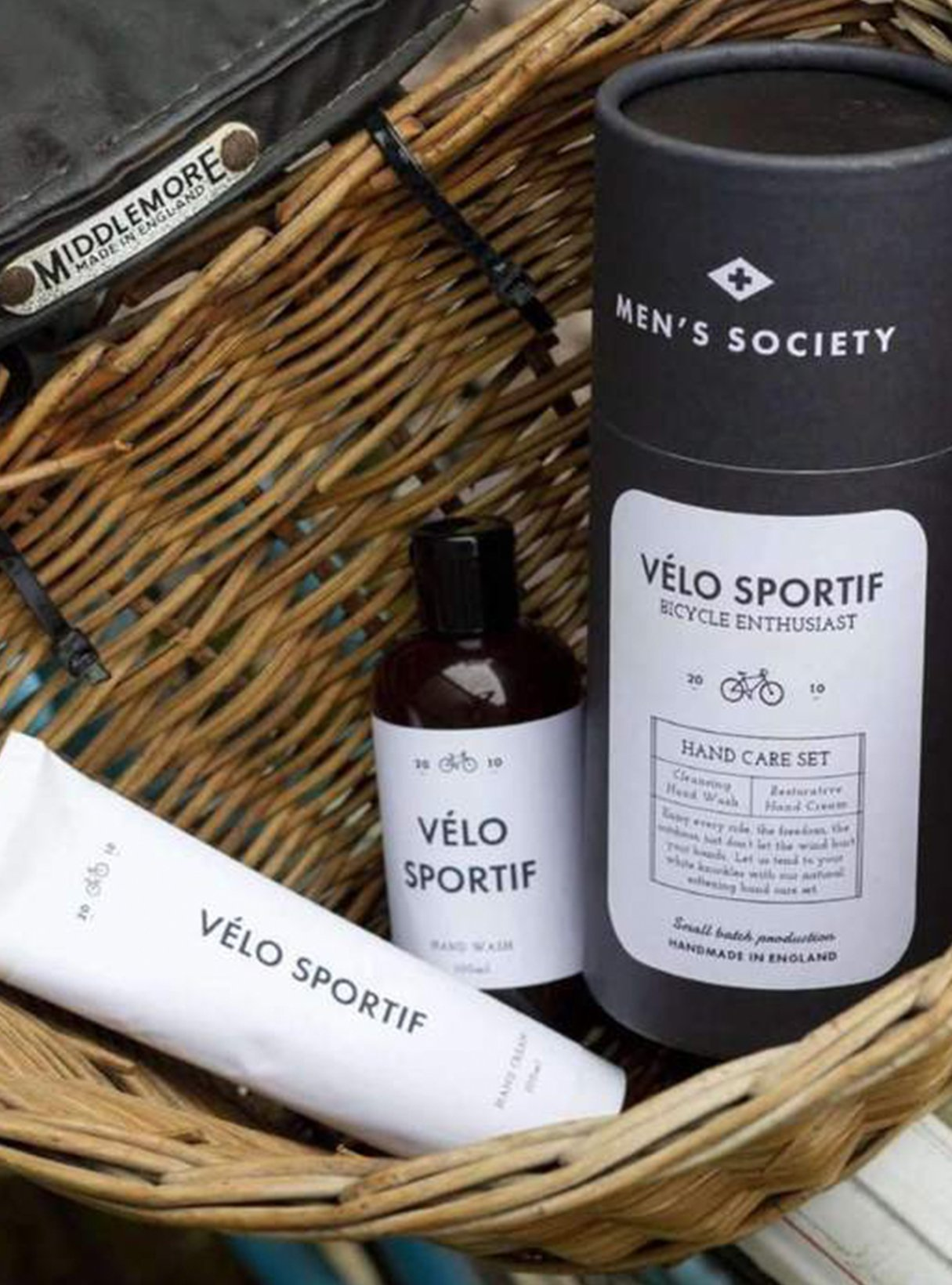 Velo sportif - hand care set