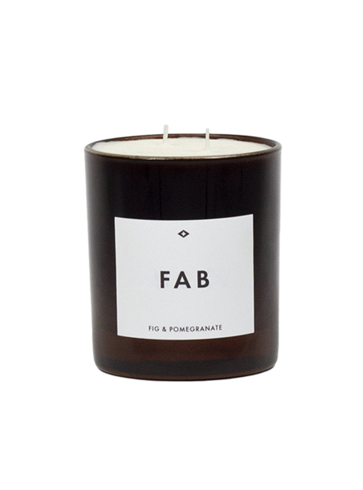Candle fab - fig & pomegranate