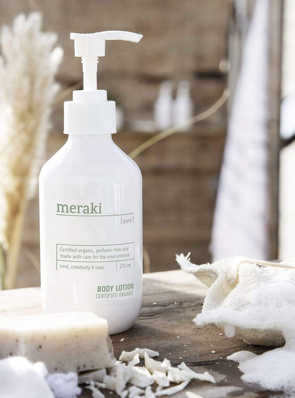 Meraki care body lotion - pure