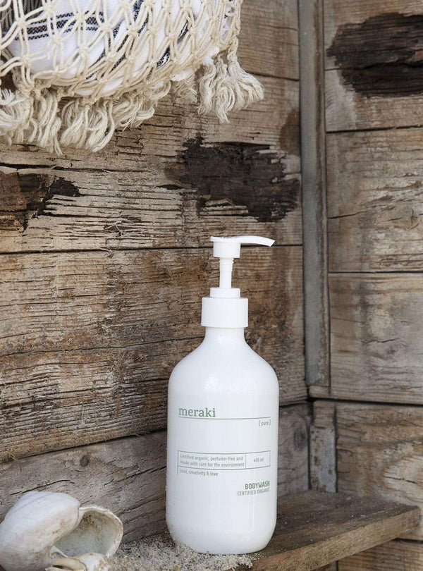 Meraki care Body wash - pure