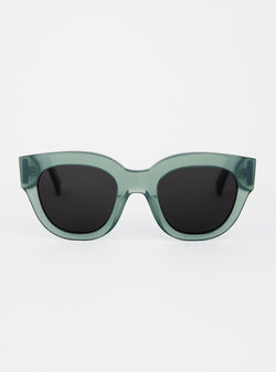 monokel eyewear Sunglasses Cleo - sunglasses - clear green