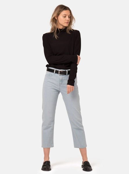 Cropped mimi - jeans - sun stone