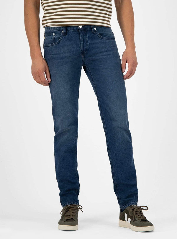 mud jeans Mens jeans Regular dunn - jeans - true indigo