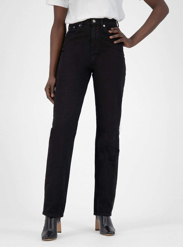 mud jeans Womens jeans Relax rose - jeans - dip black