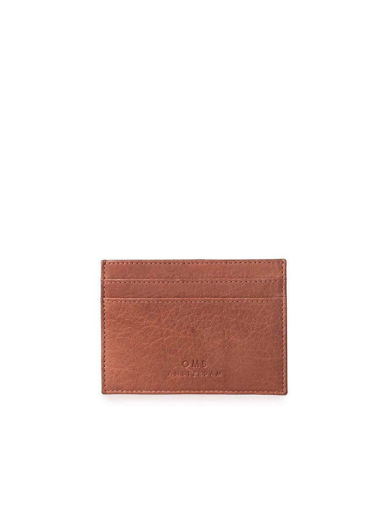 O My Bag accessories Mark's - cardcase - wild oak soft grain leather