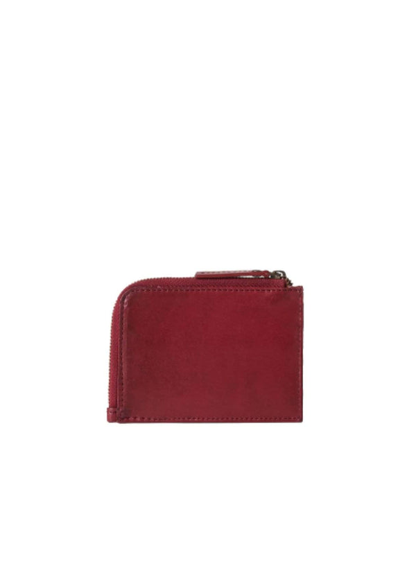 o my bag Womens bags Coin purse - ruby classic leather
