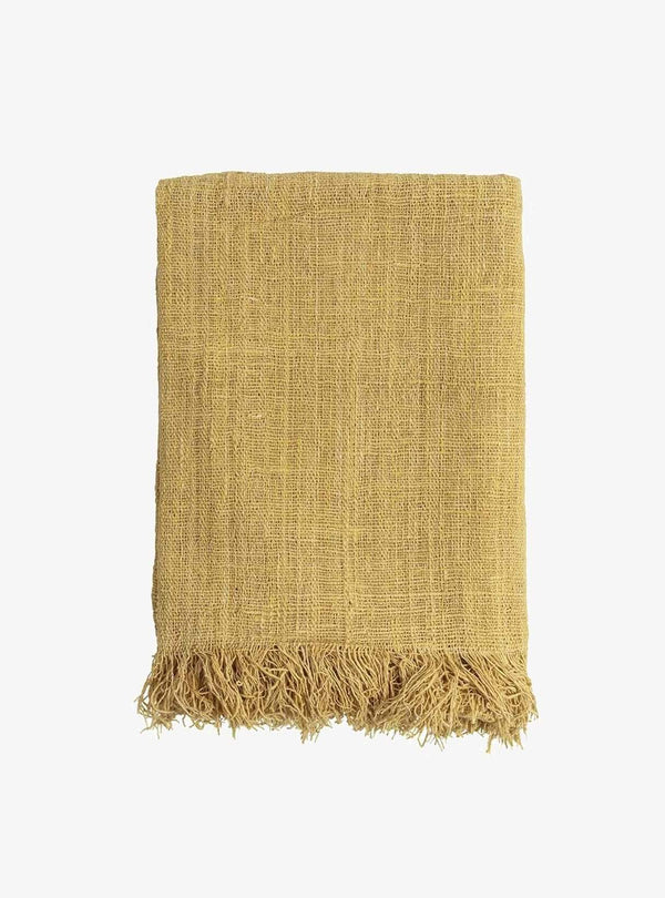 original home Living room Throw handwoven - jute