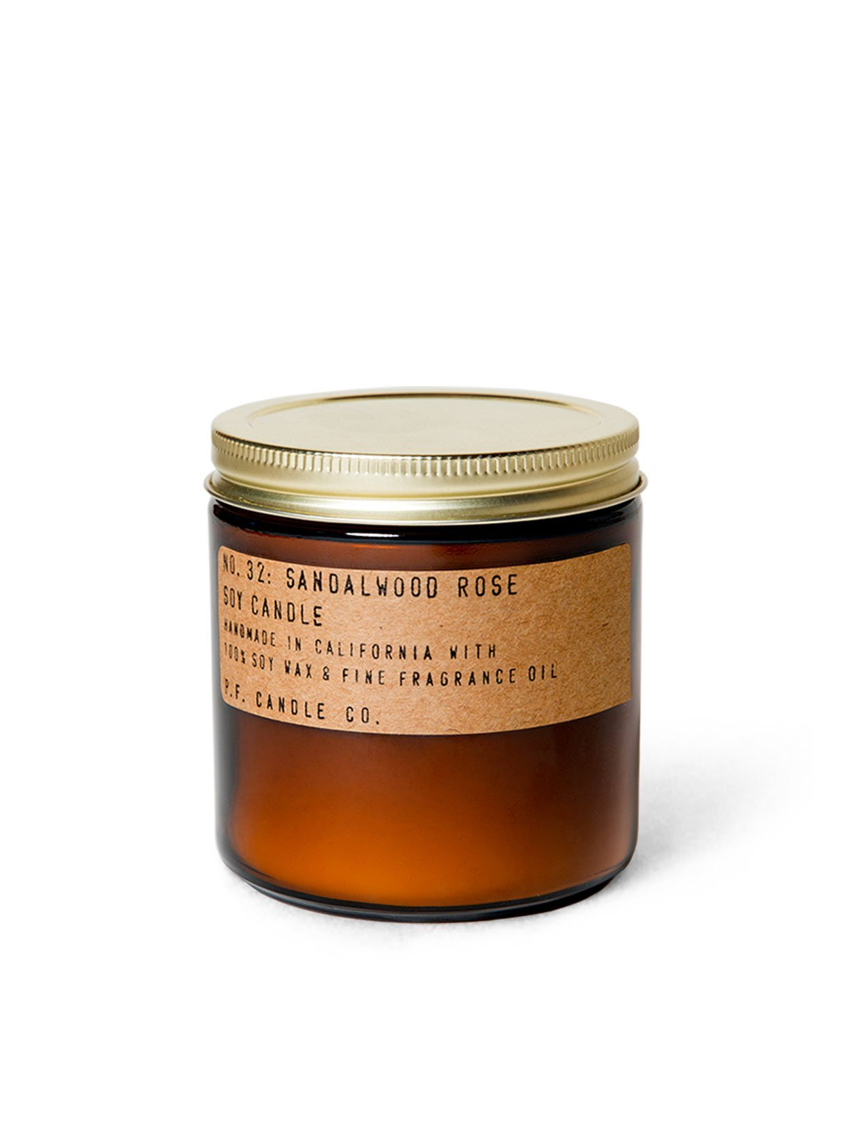Sandalwood rose - candle - standard