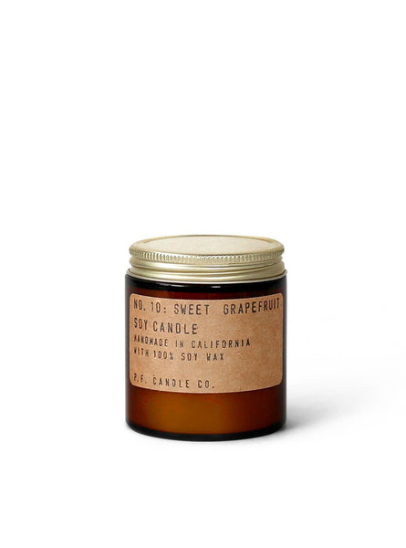 Sweet grapefruit - candle - small