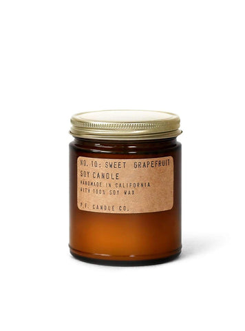Sweet grapefruit - candle - standard
