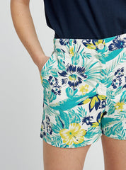 Rhea tropical shorts - multicoloured