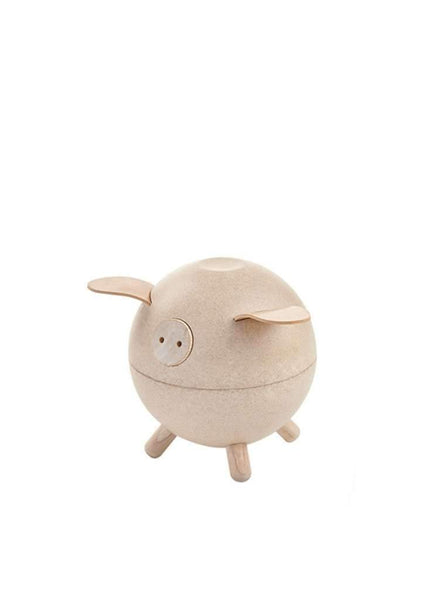 Piggy bank - wood