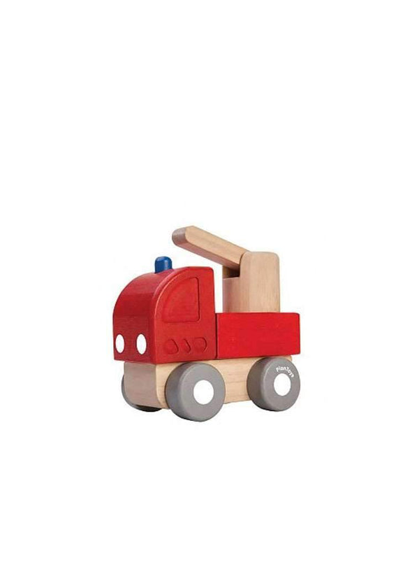 Plan Toys toy Toy car - mini fire engine
